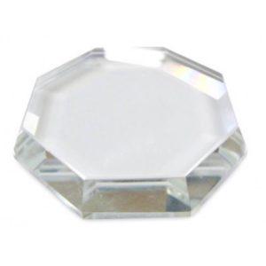 Кристалл для клея (восьмигранник)