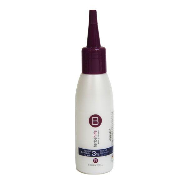 Оксидант 3% для разведения краски Berrywell, 61 мл