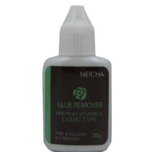 Ремувер Neicha жидкий Premium с вит. Е (Liquid Type Vitamin E), 20 мл
