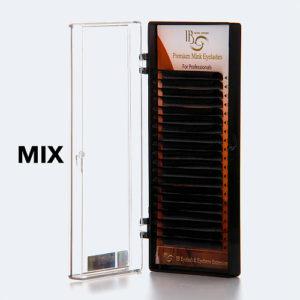 Ресницы I-Beauty 20 линий MIX