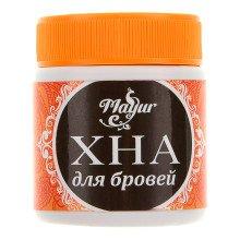 Хна-для-бровей-Mayur-Черный-25гр
