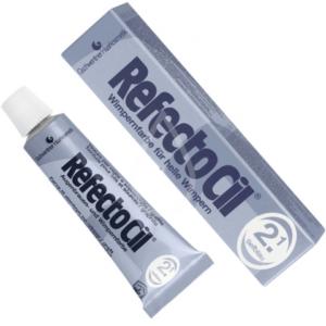 RefectoCil Краска для бровей и ресниц, 2.1. Глубокий синий