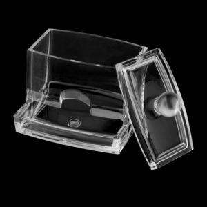 Коробка для хранения ватных палочек