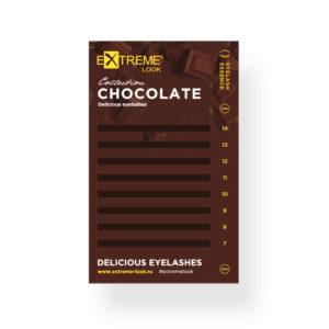 Планшет для ресниц «Chokolate» Extreme Look