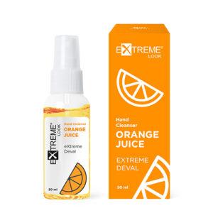 Антисептик «Orange Juice» 50 мл Extreme Look 1