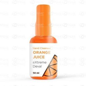 Антисептик Orange Juice 50 мл Extreme Look