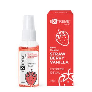 Антисептик Strawberry Vanilla 50 мл Extreme Look 1