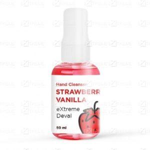 Антисептик Strawberry Vanilla 50 мл Extreme Look
