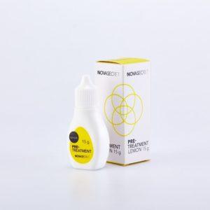 Обезжириватель NOVASECRET с ароматом Лимона, 15 гр 1