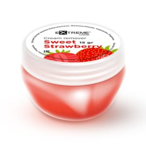 Ремувер кремовый Sweet Strawberry 15gr Extreme Look