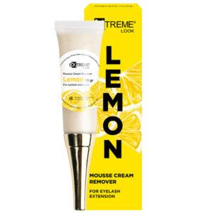 Ремувер крем-мусс Lemon 10гр Extreme Look