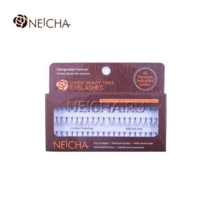 Ресницы пучковые NEICHA № 306 безузелковые (COMBO_60P)