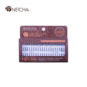 Ресницы пучковые NEICHA № 308 узелковые (MEDIUM_60P)