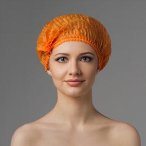 Шапочки Шарлотта Оранжевые