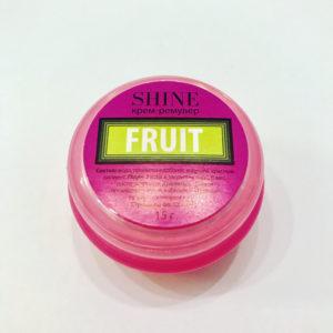 Крем-ремувер SHINE в баночке розовый Fruit, 15 гр