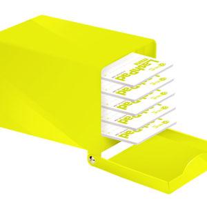 Лэш-бокс «Лимонная карамель» и 5 планшетов Extreme look 1