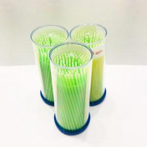 Микробраши ДС Маленькие-зеленые (S=1мм, 1 уп х 125шт)