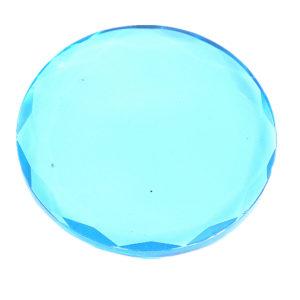 Кристалл для клея 45 мм (Голубой)