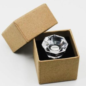 Кристалл-кольцо для клея 1