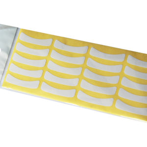 Наклейки виниловые №2, 10 листов (1 лист, 10 пар)