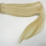 Натуральные человеческие волосы, Натуральный блонд, 100 гр, 50 см, 7 прядей 2