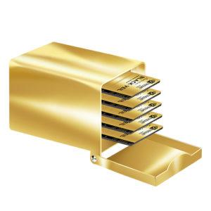 Лэш-бокс «Gold Deliciuos» — VIP Edition и 5 планшетов Extreme look 1