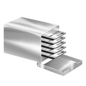 Лэш-бокс «Silver Deliciuos» — VIP Edition и 5 планшетов Extreme look 1