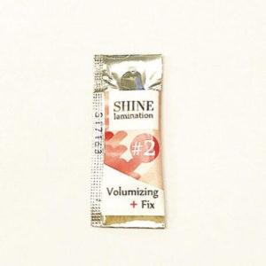 Состав для ламинирования SHINE №2, саше
