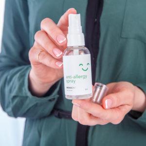 Антиаллергенный спрей Novasecret, 50 мл
