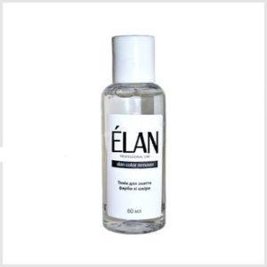 Тоник Elan для снятия краски с кожи 60 мл
