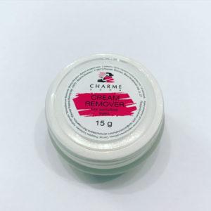 Кремовый ремувер Charme Zone, 15 гр