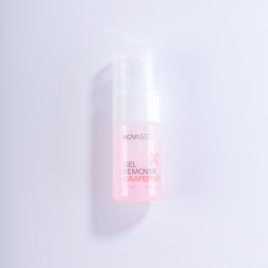 Ремувер гелевый Grapefruit Novasecret, 25мл 1