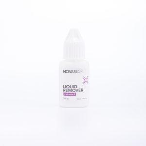 Ремувер жидкий с витамином Е Novasecret, 10мл