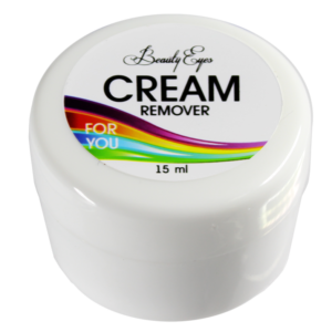 Ремувер кремовый без запаха For You, 15 мл
