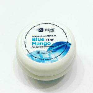 Ремувер крем-мусс Blue Mango 15 гр в баночке Extreme Look