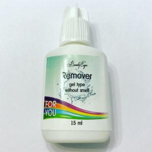 Ремувер гелевый без запаха For You, 15 мл