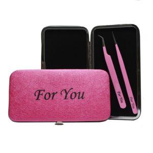 Чехол магнитный (Розовый) For You