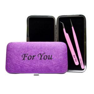 Чехол магнитный (Фиолетовый) For You