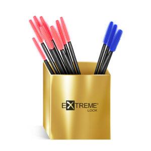 Презентер щеточек для ресниц BRUSH KEEPER Gold Deliciuos от Extreme Look