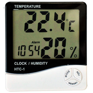 Электронный гигрометр-термометр HTC-1