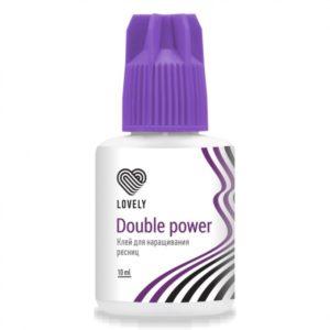 Клей LOVELY Double Power 10 мл