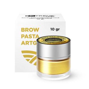 Паста для моделирования контура бровей Brow Pasta ART GOLDEN, 10 гр 1