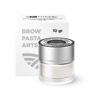 Паста для моделирования контура бровей Brow Pasta ART SILVER, 10 гр 1