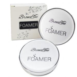 Средство для снятия макияжа и очищения бровей Foamer