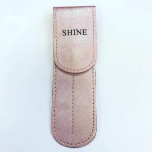 Чехол SHINE для 2-х инструментов (Перламутр Розовый)