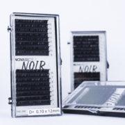 Ресницы NOVASECRET Noir Одна длина, 16 линий 4