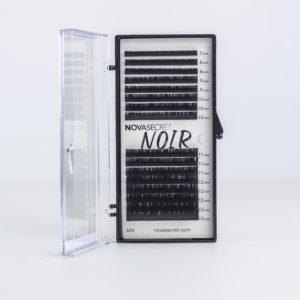 Ресницы NOVASECRET Noir MIX, 16 линий 1