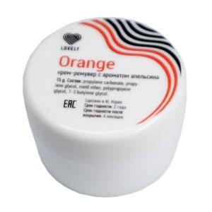 Крем-ремувер LOVELY Апельсин, 15 гр