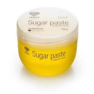 Сахарная паста для депиляции Lovely, 140 г (tester)