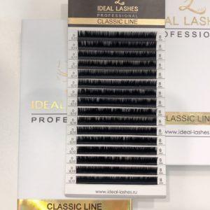 Черные ресницы Ideal Lashes Classic (16 линий)
